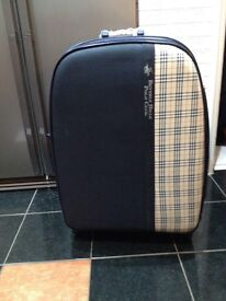 Large Beverly Hills Polo Club suitcase( hard case)