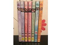 Different dvd box sets for sale
