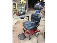 Motorised chair