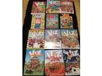 Viz annuals and puzzles