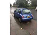 K12 NISAN MICRA FOR SALE £595
