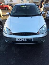 2004 Ford focus 1.6 automatic