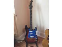 Hand Made Strat Copy Guitar