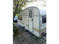 Cotswold Windrush 312 Coachbuilt Touring Caravan