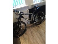 Cube mountain bike BIKE