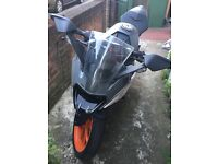 KTM RC 390 2015 for sale in great working condition