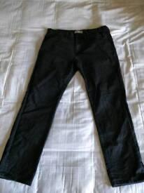 Palace Cripstop Panel Pant Black 34