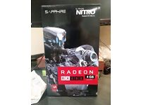 Sapphire NITRO+ Radeon RX 480 OC 4Gb *NEW
