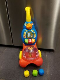Kids Toy VTech Counting Colours Vacuum Cleaner