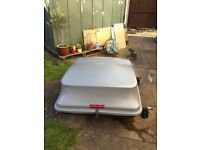 Large Auto Plas Roof Box