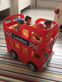 ELC London bus