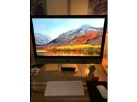 iMac i7 4GHz 27-inch Retina 5K display 32GB Ram 1TB Flash HDD AMD Radeon 4GB