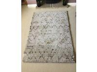 John Lewis Natural Tones Rug - 40% Wool