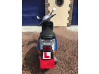 Piaggo Vespa 50cc moped