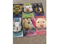 Animal magic books