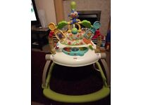 Fisher Price Space Saving Jumperoo