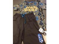 Star Wars pyjamas age 11-12yrs. Bnwt