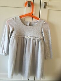 The Little White Company dress - 18-24 months