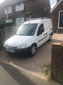 Vauxhall combo excellent condition low mileage