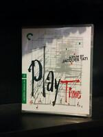 Playtime - Out of Print Criterion Collection Blu-ray