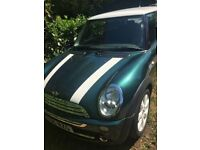 MINI Hatch 1.6 Cooper 3dr Racing Green 68,254 Miles