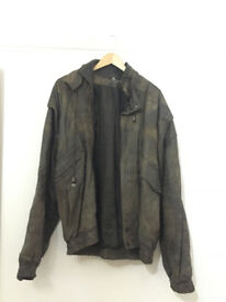 Vintage REAL LEATHER Mens Jacket (XL)
