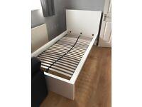 Ikea 'Malm' single bed x2