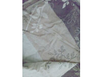 Bed cover, double bed