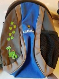 LittleLife dinosaur backpack & reins strap