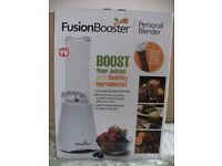 FUSION BOOSTER – PERSONAL BLENDER (Brand New & Boxed)