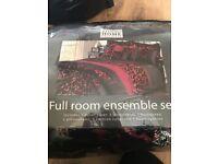 full room ensemble set