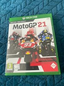 Xbox one MotoGP 21