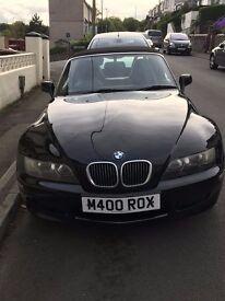 BMW Z3 wide body 2001 1900i