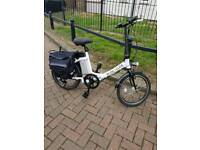Electric bicycle brand new