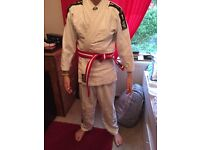 MATSURU Judo suit 8-11yrs