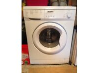 Bush washing Machine 1400 Spin 7kg