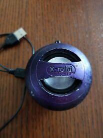X-mini Speaker - Purple
