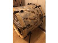 Refurbished Drum Kit // Serenity Custom // Unique Skeleton Design // Free Local Delivery