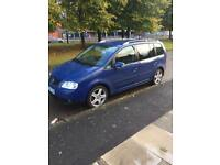 Vw touran breaking spares parts 1.6 1.9 2.0 tdi fsi bgu bxe bkd bkc