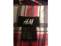 H&M jacket size 152