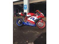 Ducati 999 Fila 'R' Rep