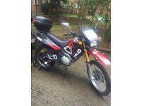 Lifan Motorbike - good condition, North london