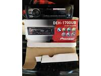 Pioneer CD player usb mp3