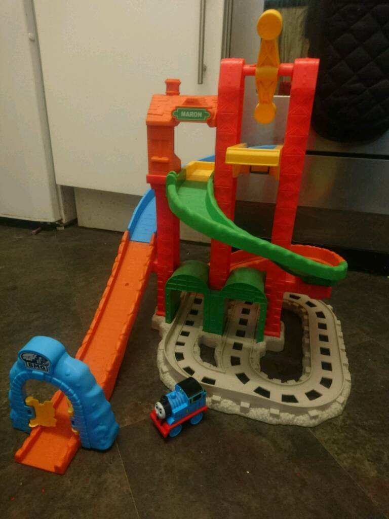 Thomas and Friends play set