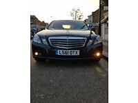 Mercedes E220 CDI , Immaculate condition , Full Mercedes Service History , Price £8400 O.N.O