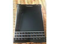 Blackberry Passport 32GB with extras