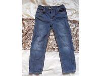 boys jeans 5-6 yrs 116 cm