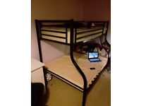 TRIPLE BUNK BED WITH 2 MATRESS (METAL)