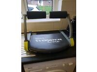 Wondercore £20 . Excellent condition and a great work out