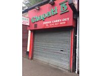 Hot Food Takeaway Lease For Sale